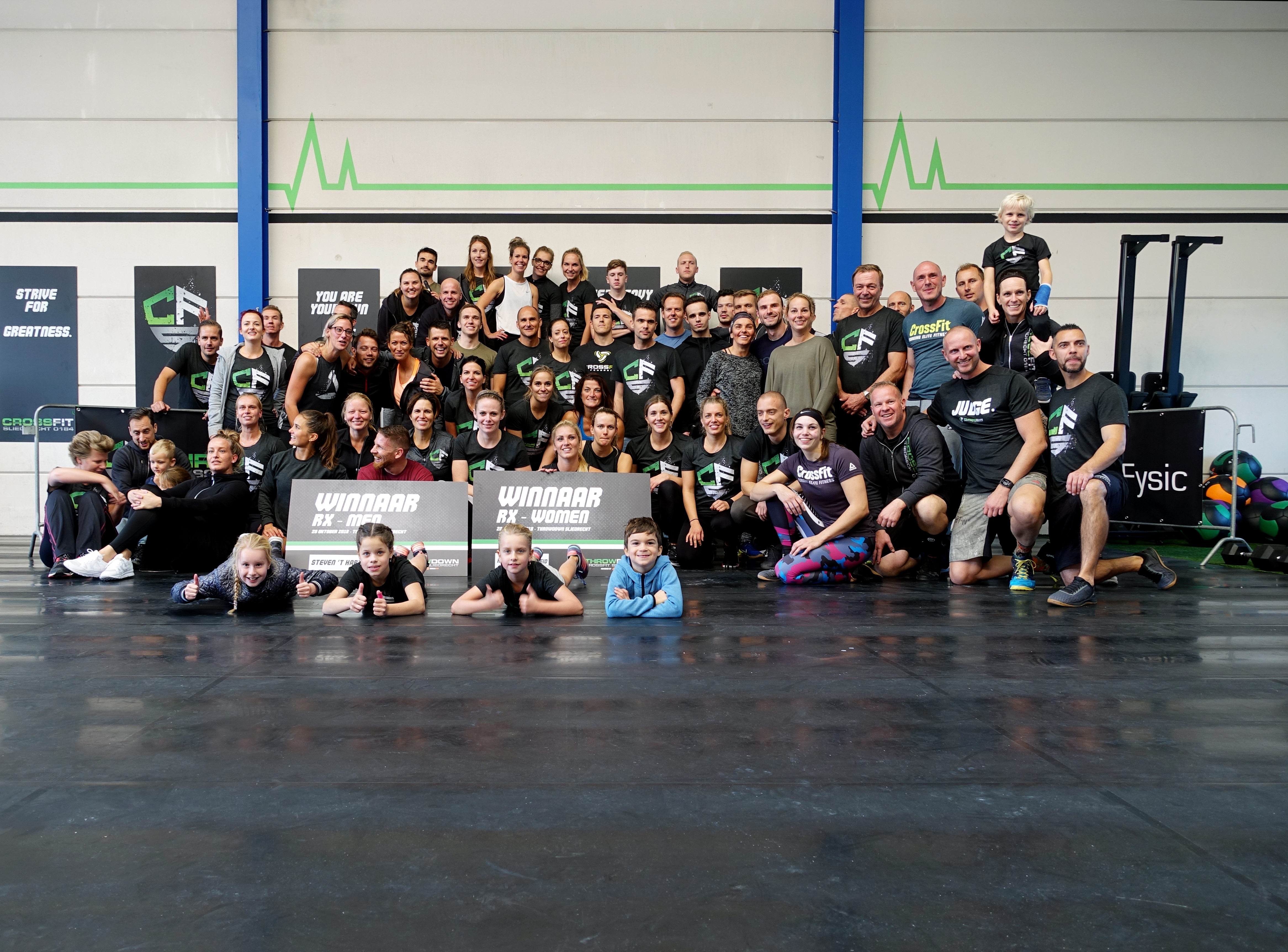 CrossFit Sliedrecht Throwdown