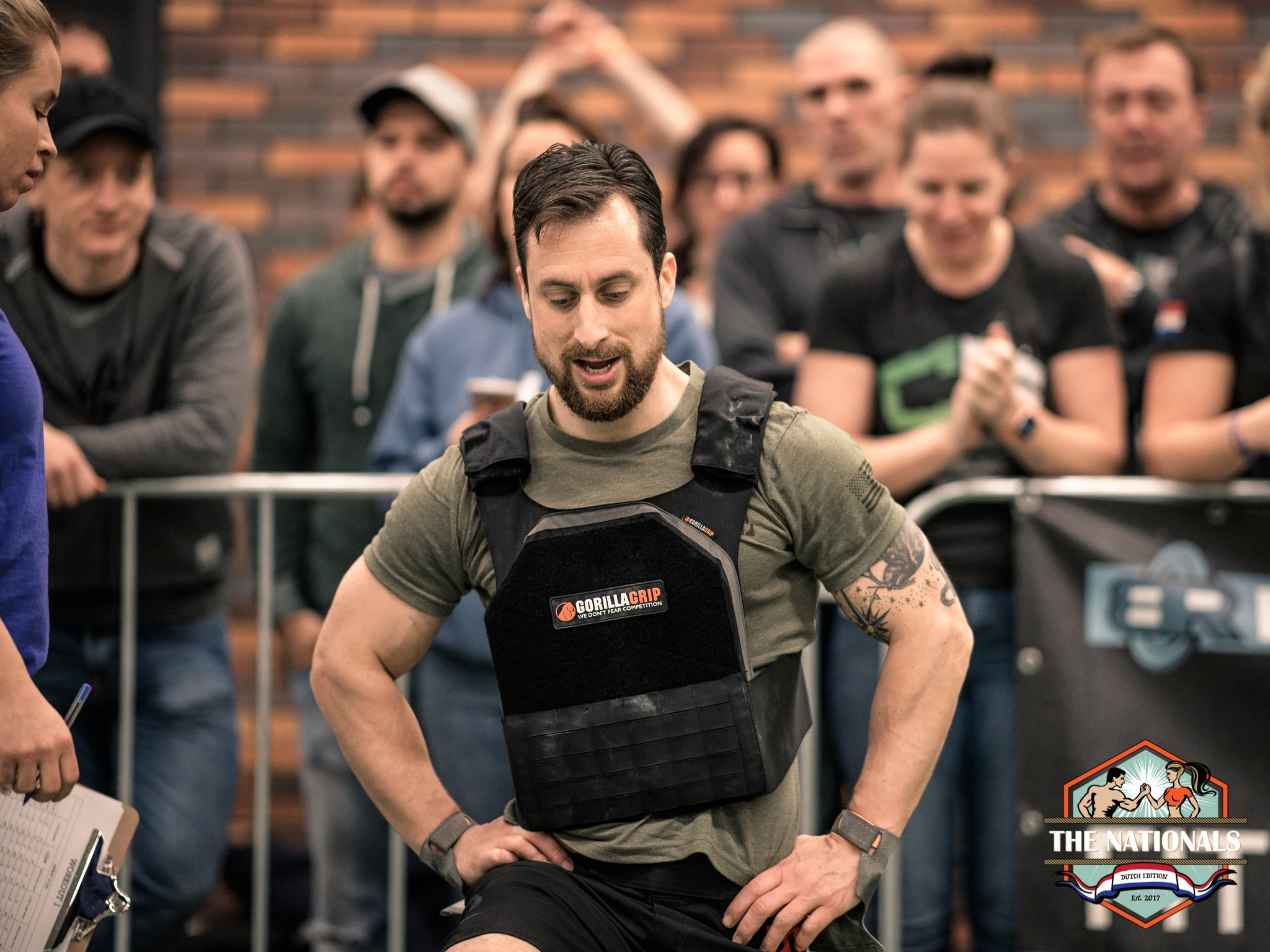 CrossFit Sliedrecht atleet wint finale The Nationals