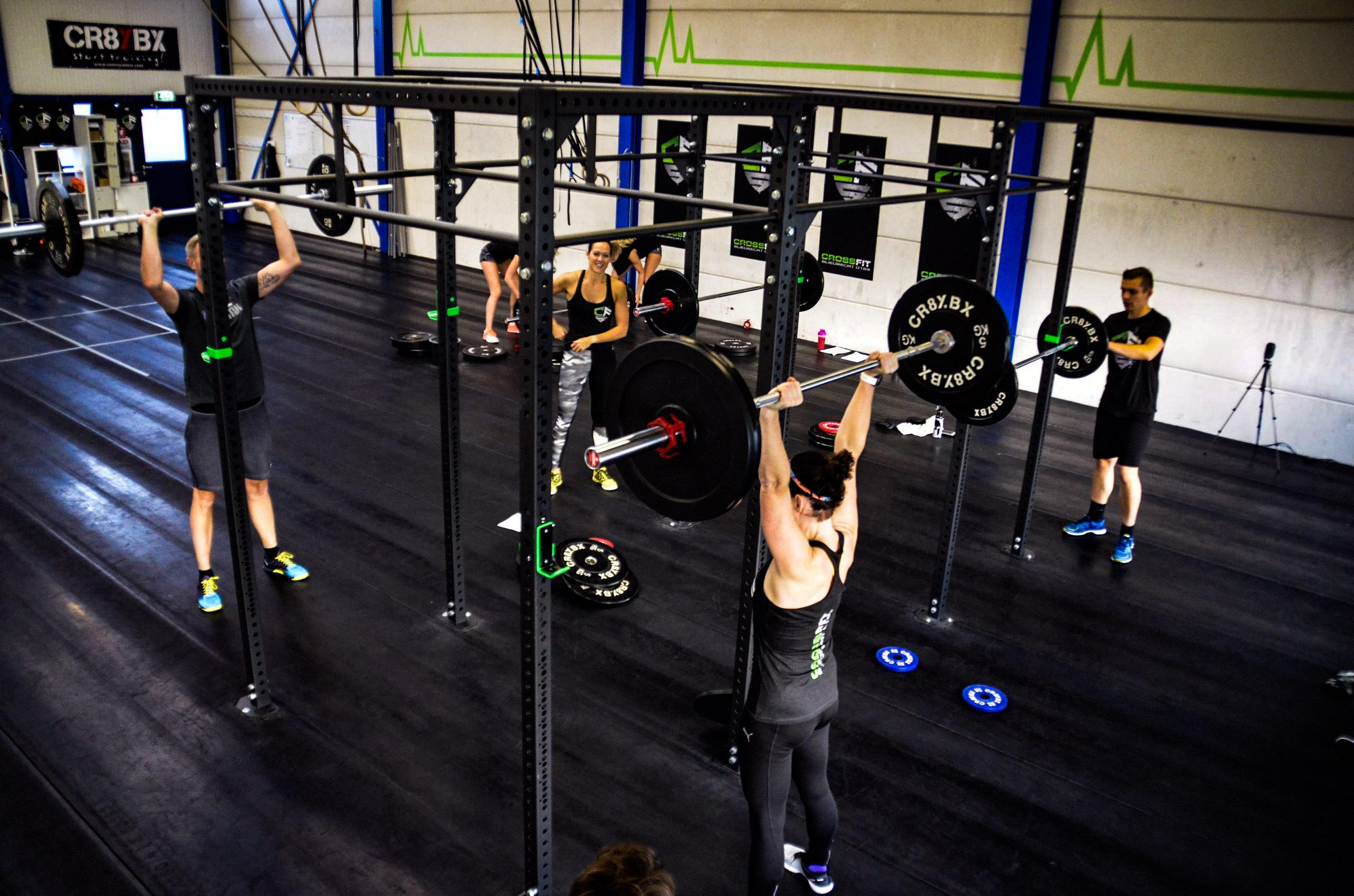 CrossFit Sliedrecht is uitgebreid!