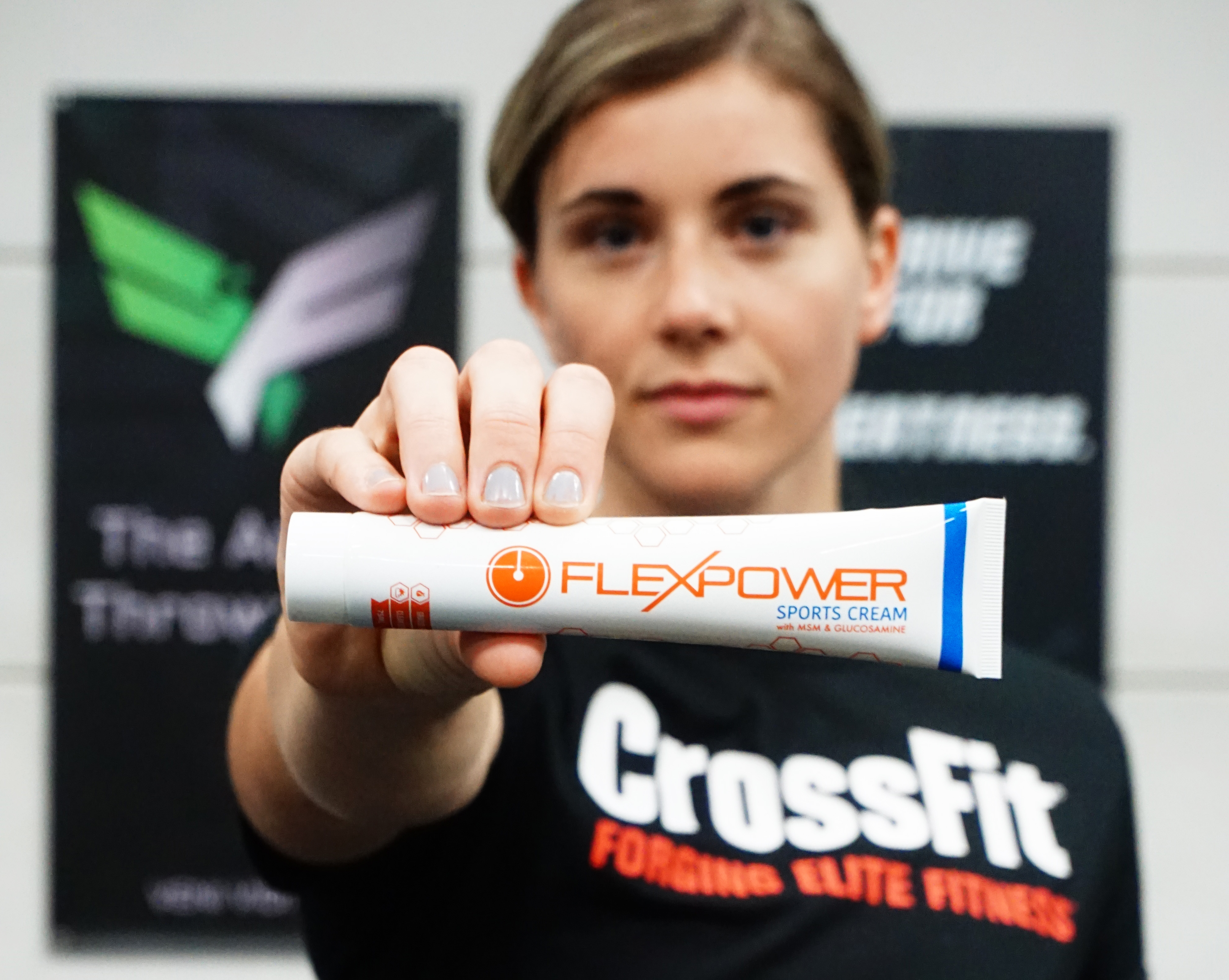 Throwdown preps: snel herstellen met FlexPower